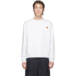 Acne Studios官方定价$455新款水果卫衣
