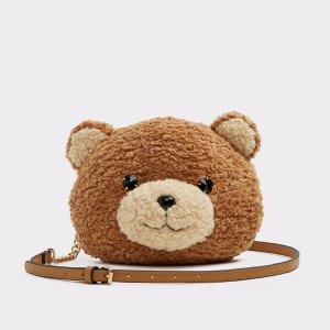 $55 细节满分Aldo 熊熊包热卖 背上它成为街上最萌的崽