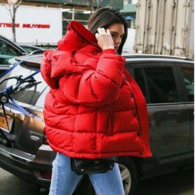 黑标大鹅$850 杨幂、戚薇同款别错过19年羽绒服C位看这里 女明星这么穿 冬日保暖又显瘦
