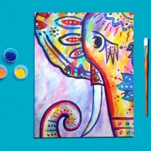 $15 艺术创作解压Yaymaker 5月线上活动 成人儿童均可参加 安静宅家不无聊