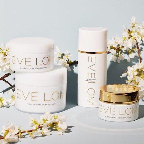 7折+送洁面、急救面膜史低价:Eve Lom 卸妆膏套装 另含亮白精华、面霜、洁面巾