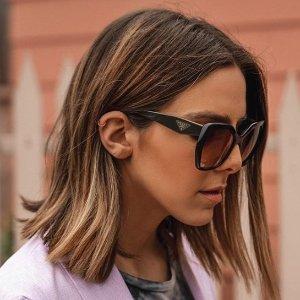 无门槛7.5折Prada 精选墨镜热卖 低至$154