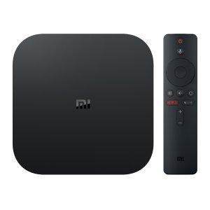 $39.99 (原价$59.99) 送$10 VUDUXiaomi Mi Box S 4K HDR Android TV 电视盒