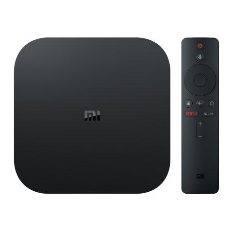 提前享:小米盒子S 4K HDR Android TV 电视盒