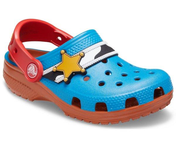 儿童Woody洞洞鞋