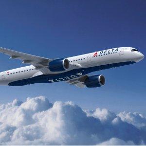 直飞往返$187起达美航空 波士顿/西雅图两地间往返机票低价