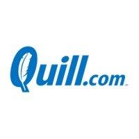 最高额外减$20Quill.com 家居、办公用品大促销