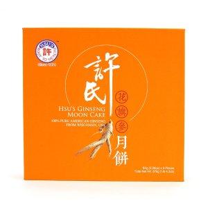 Hsu's American Ginseng Moon Cake