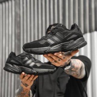低至5折+额外8折+包邮adidas官网 YUNG系列复古运动鞋促销 满满OG风