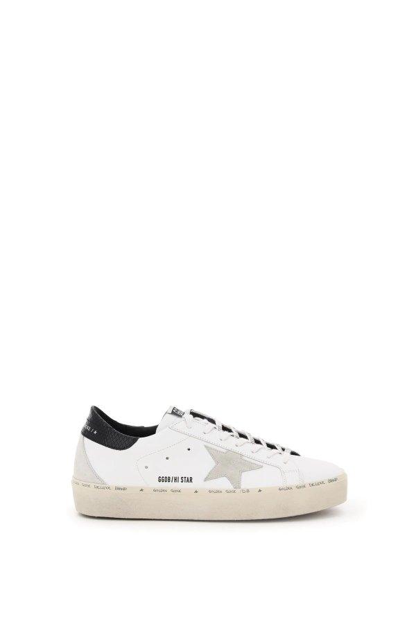 hi star 男士小脏鞋