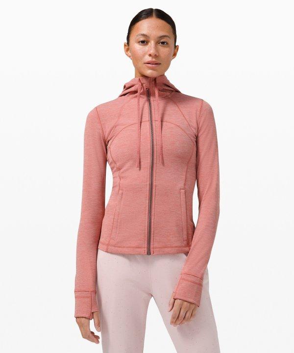 Hooded Define 夹克