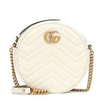 Gucci Marmont圆饼包