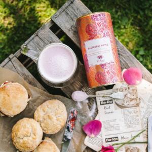 新用户8.5折独家:Whittard 夏日限定 树莓冰巧、蜜桃冰茶、冰椰咖啡好价
