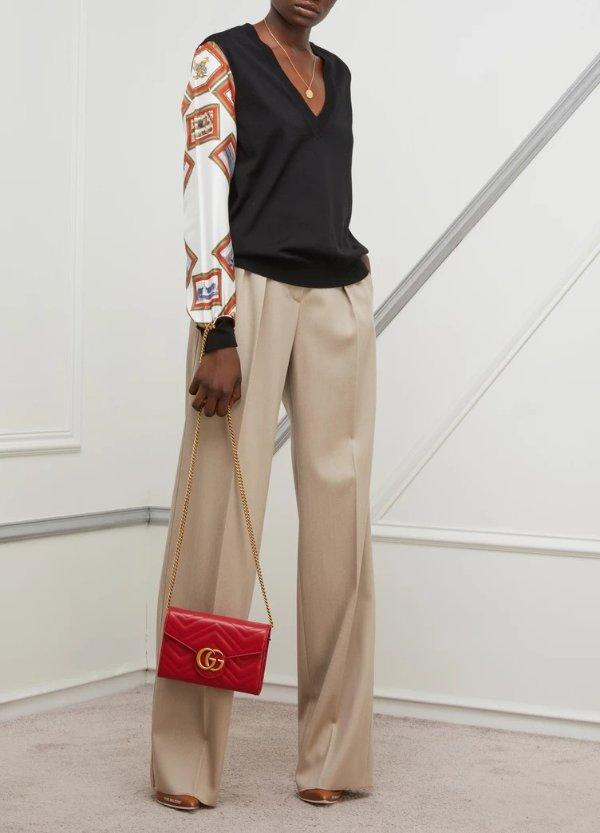Kenya Wool 长裤