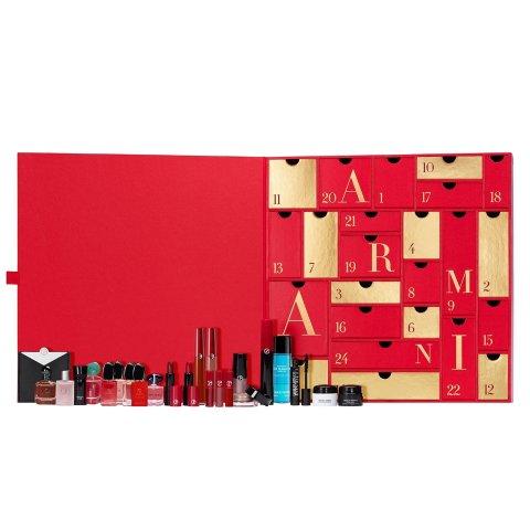 无门槛7.5折+送一堆豪华大礼Giorgio Armani 2020圣诞日历官网打折 含爆款红管、新款香水