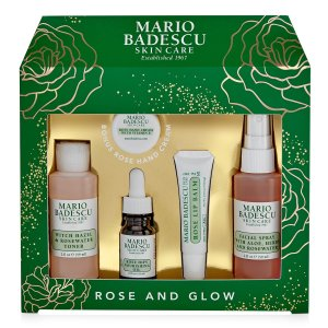 Macy's Mario Badescu Created For Macy's 5-Pc. Rose and Glow Set