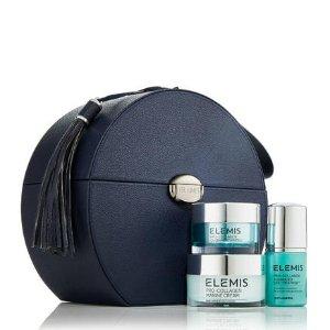 7.5折+满减£9  好价¥855免邮Elemis 艾丽美 Pro-Collagen系列 抗衰老紧致护肤三件套装