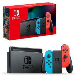 NintendoSwitch 游戏机 2019