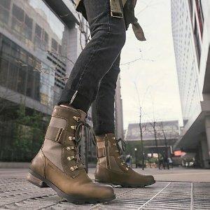Sorel女款靴子