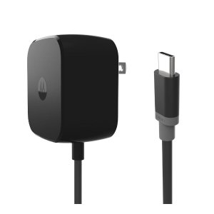 $11.99 (原价$19.99)Motorola TurboPower 30 28.5W USB-C 快充 翻新
