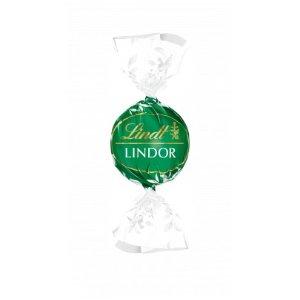 LindorLINDOR 薄荷黑巧夹心巧克力 800颗装