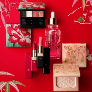 3-Piece GiftNew Arrivals: Cle de Peau Beaute New Limited-Edition Kimono Dream Collection