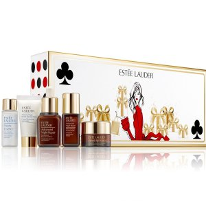 $37.5 ($82 Value)Macy's Estée Lauder Limited Edition 5-Pc. Repair + Renew For Radiant, Youthful-Looking Skin Gift Set