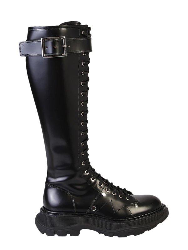 Tread显瘦骑士靴