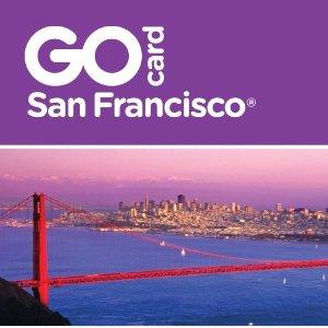 $62.10起 较票面价格省55%旧金山1或2天通票  多达25个旅游景点