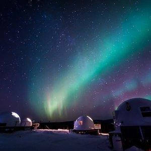 $589起 入住极光星球屋阿拉斯加极光之旅 花式观测姿势一网打尽