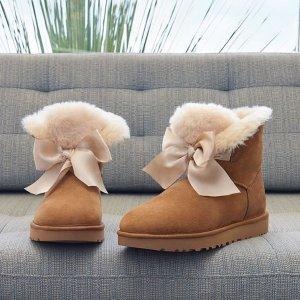低至5折UGG雪地靴专场