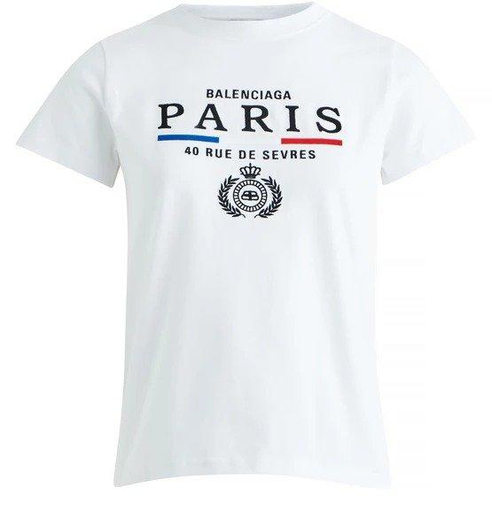 Paris LOGO T恤