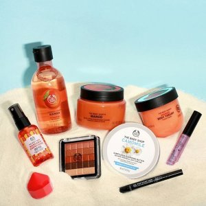 Dealmoon Exclusive!Take $10 off $60 @The Body Shop