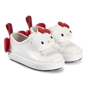 Mini melissaWhite Hello Kitty BB Shoees | AlexandAlexa