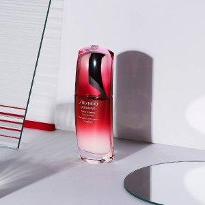 8.5折Shiseido 资生堂护肤品热卖 收红腰子精华