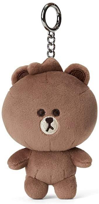 布朗熊 mini系列钥匙链