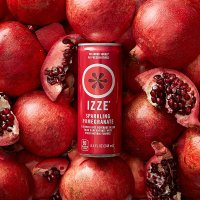 IZZE 气泡果汁 石榴口味 24罐装