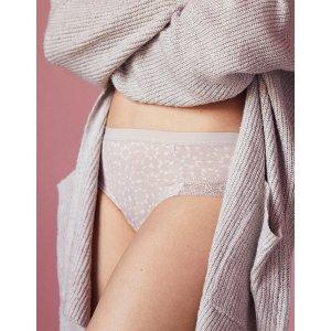 10 For $30Aerie Cotton Lace Trim Boybrief Undie