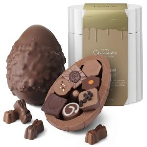 Hotel Chocolat满£30减£5厚壳巧克力蛋 焦糖口味