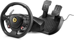 Thrustmaster T80 Ferrari 488 GTB Edition Racing Wheel PS4