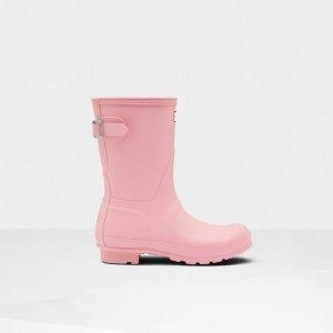 Hunter$50 Off When You Buy $250Women's Original Short Back Adjustable Rain Boots