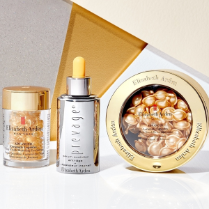 25% off + Free 37-pc Capsule SerumElizabeth Arden Sitewide any $175 purchase