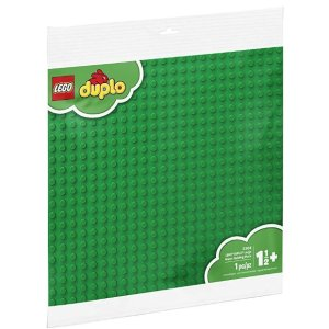 Amazon LEGO Duplo Creative Play Large Green Building Plate 2304 Building Kit (1 Piece)