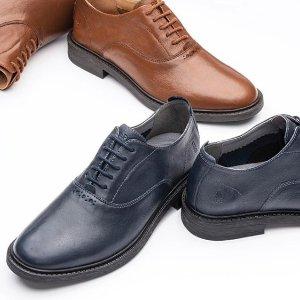 $31.76起 (原价$72.45)Hush Puppies 男士牛津皮鞋热卖 休闲商务两不误
