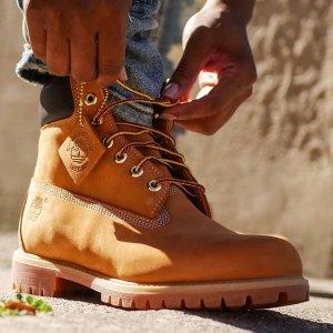 低至5折+额外8折Timberland官网 男士折上折专区 踢不烂的登山靴