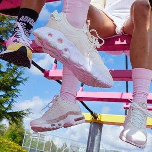 低至4.5折Foot Locker  Nike运动鞋 、Adidas贝壳头、Puma厚底 好价收