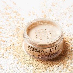 低至8折Dermablend 全场美妆护肤热卖 粉底超高遮瑕度