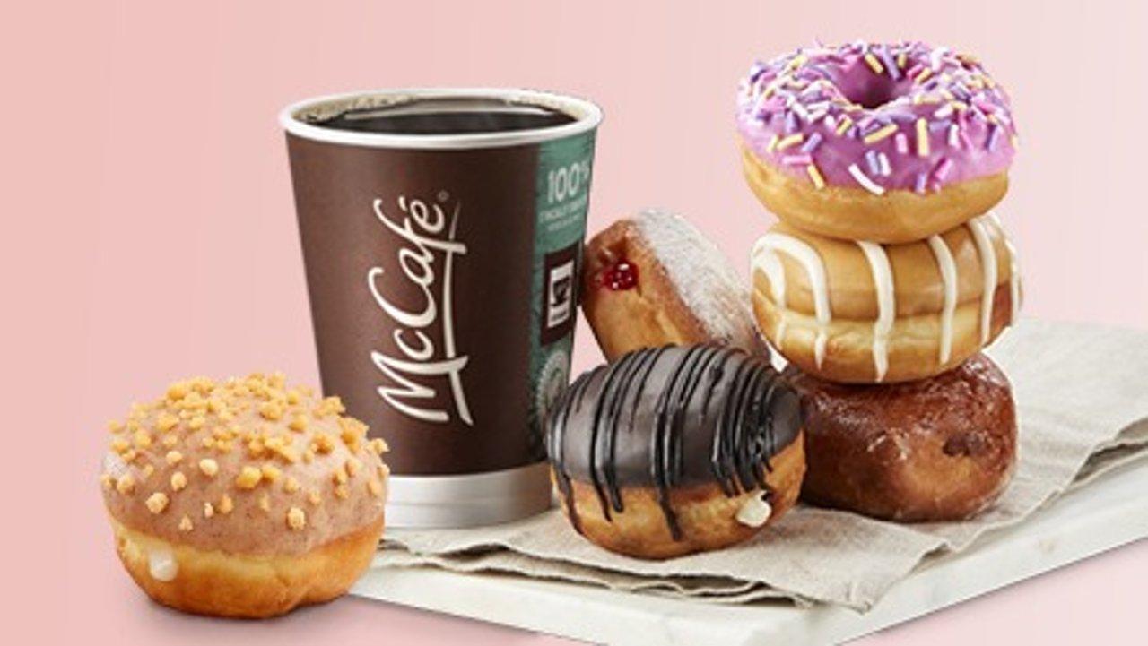 吃货收藏 | McDonald's 麦当劳甜甜圈大排名,最受欢迎居然是这个口味!
