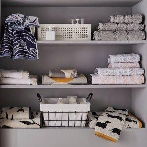 正价单品8折 纯棉床单£4.8闪购:Matalan 时尚家居网站 床上用品好价返场