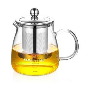 金灶 KAMJOVE A系列耐热玻璃茶道杯 A-02 500ml